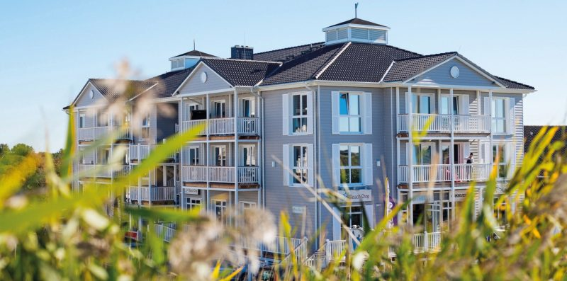 Beachmotel St. Peter Ording - Airfect Kissen