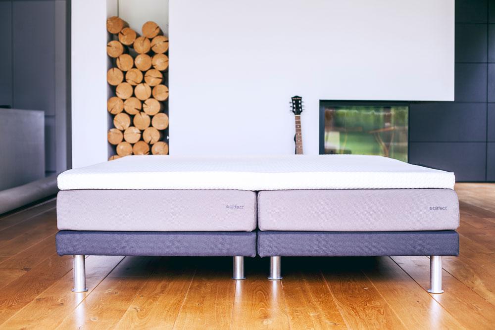 airfect matratze eine matratze vier liegegef hle airfect kissen matratzen und schlafsofas. Black Bedroom Furniture Sets. Home Design Ideas