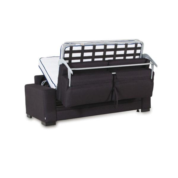 schlafsofa 160 cm breit top schlafsofa martha polyester. Black Bedroom Furniture Sets. Home Design Ideas