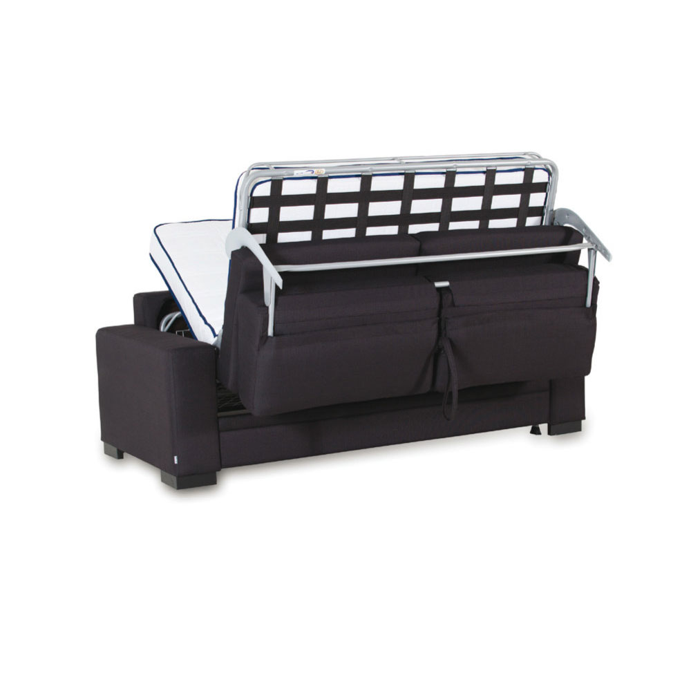 airfect sofa bed Anna half folded out