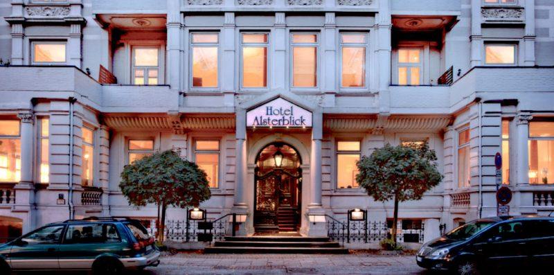 Hotel Alsterblick in Hamburg - Airfect Hotels