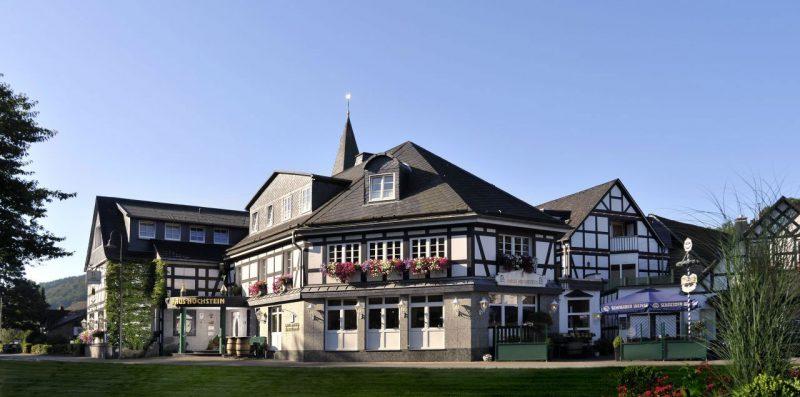 Airfect Kissen im Hotel Haus Hochstein