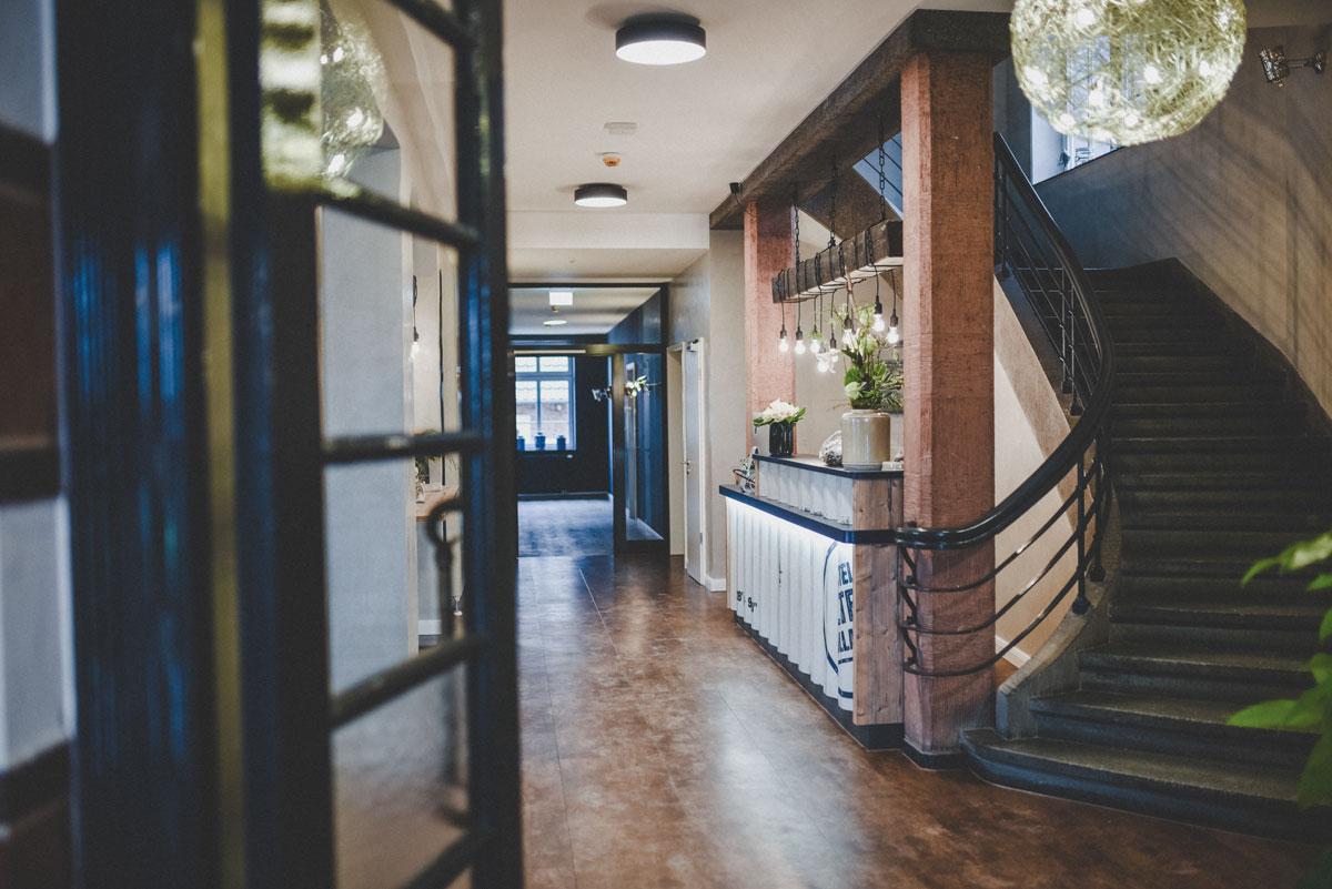 Hotel Altes Zollamt - Airfect Kissen Partner