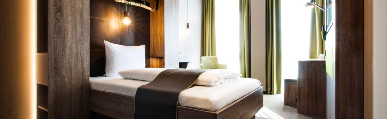 Hotel Riku in Ulm - Airfect Kissen Partner